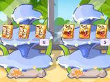 Snacks on the Shelves in Crazy Snack