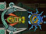Clockwork beetle repaired