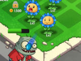 Merge Flowers vs. Zombies - Shooting Zombies