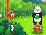 Panda Pop Two Lanterns
