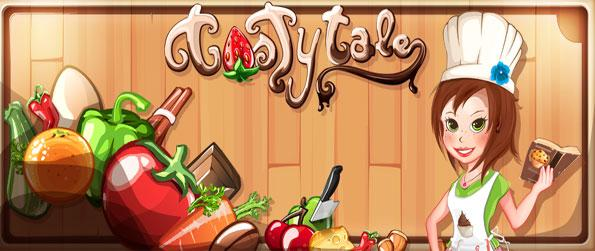 Tasty Tale - Enjoy a fantastic mouthwatering match 3 game.