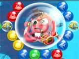 Bubble Epic Mermaid Adventure Boss Level