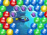 Gameplay for Bubble Epic Mermaid Adventure