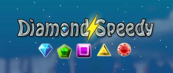 Diamond Speedy - Enjoy fast paced match 3 action in a fun Facebook game.