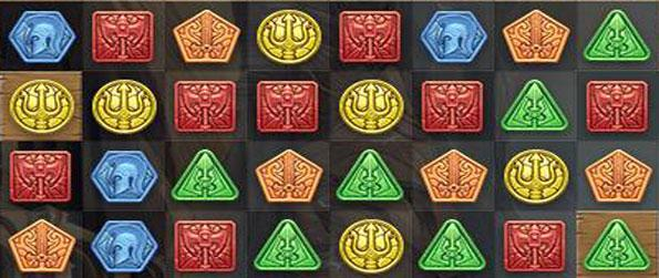 Secrets of Olympus 2 Gods Among Us - Enjoy a fun Greek themed match 3 game some fun new gameplay.