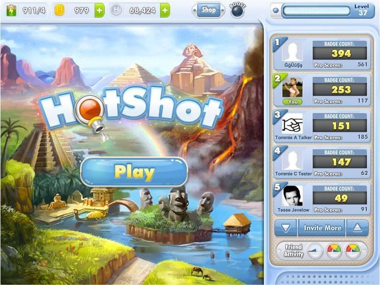 Hotshot Game Online
