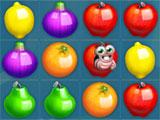 Gameplay for Fruit Land