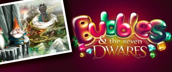 Bubbles And Seven Dwarfs - Help The Dwarfs Save The Princess!