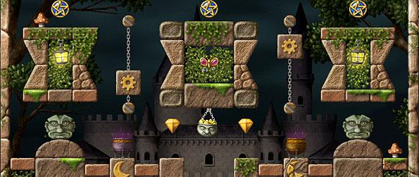 Fairy Treasure - Set out on a journey to retrieve the Fairy Treasure from the greedy troll Dronk in this simple and lovely brick-buster game.