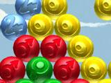 Colourful Bubbles in Bubble Magic 3D