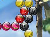 Chimpact Pop Hindering Bad Fruit Bubbles
