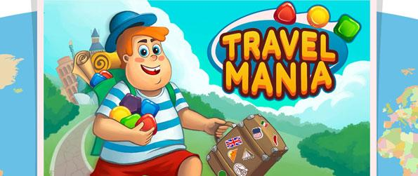 Travel Mania - Course through the different hazards of traveling and enjoy saving the day in this wonderfully themed match 3 game in Facebook.