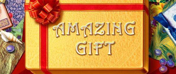 Amazing Gift - Play through a collection of wonderfully themed match 3 challenges and earn its amazing gifts.