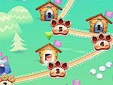 Level map and Stage in Smart Cookie Cat