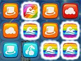 Rainbow Drops Rainbow Tiles
