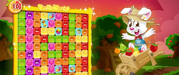 Fruits Party - Squash brightly coloured fruits in this fast paced Facebook Game.