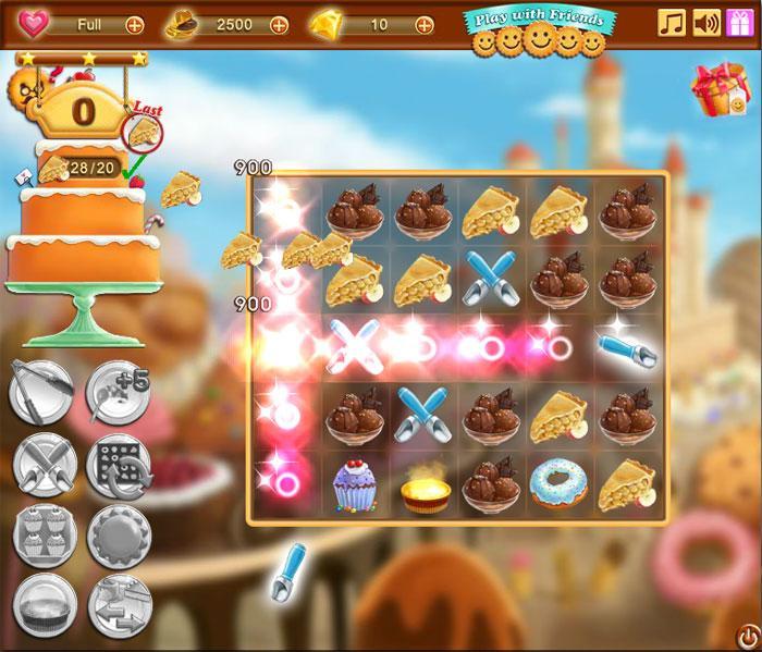 Dessert Dream - Free Casual Games!