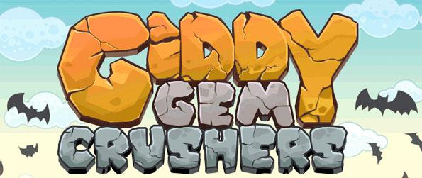 Giddy Gem Crushers - Play this high quality match-3 game that's full of fun and enjoyment.