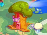 Flower Fantasy Level Select Screen