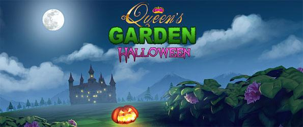 Queen's Garden Halloween - Immerse yourself in this excellent match-3 game that'll put everyone in the spirit of Halloween.