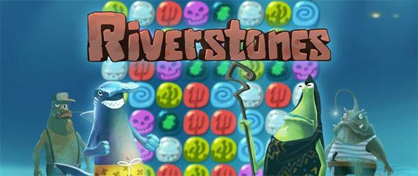 Riverstones - Play this fun and fast-paced match-3 game that will test your skills to their absolute limit.