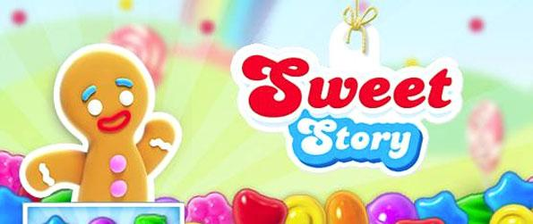 Sweet Story - Enjoy this high quality match-3 game with lots to offer to whoever tries it out.