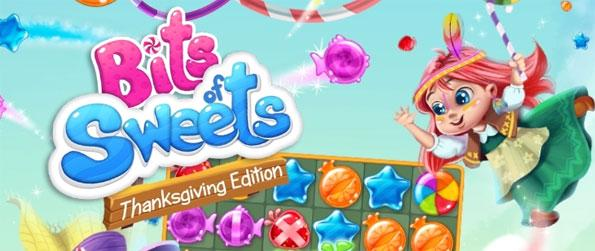 Bits of Sweets - Enjoy this fun filled match-3 game that's full of fun and memorable moments for all its players.