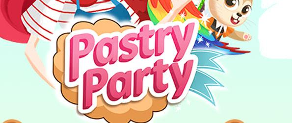 Pastry Party - Crush your goals and breeze through the levels.