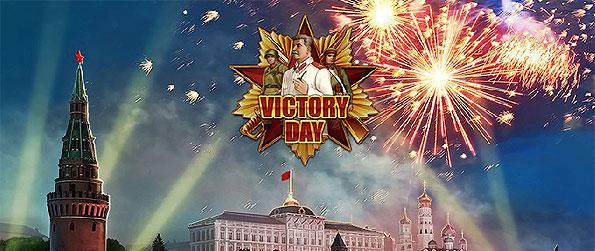 Victory Day - Enjoy a war-themed match 3 game, showered with the tons explosives for its matching challenge.
