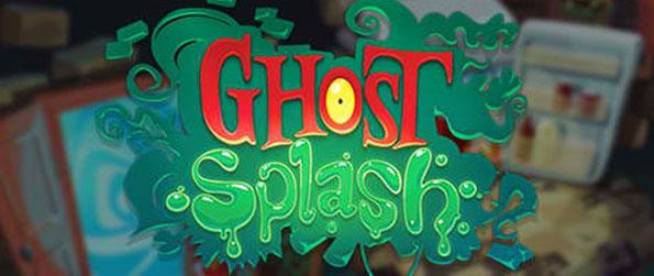 GhostSplash - Help Tom fight his way out of this ghost-busting adventure, playing through a block-buster type of matching game.