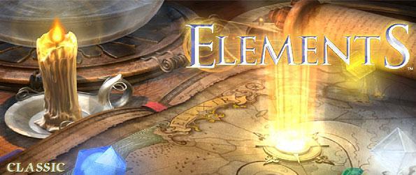 Elements - Follow the clues left by Da Vinci`s assistant on a scientific swap-and-match adventure!