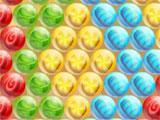 Early gameplay for Candy Bubble Land