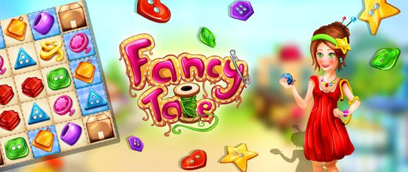 Fancy Tale - Play this fun and exciting match-3 game that's sure to get you hooked.
