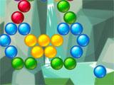 Bubble Shooter Saga: Attempting a bounce shot