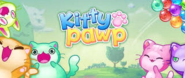 Kitty Pawp - Match cute, kitty-shaped bubbles and pop your way through colorful levels to make cute and furry cat friends that purr and meow for you!