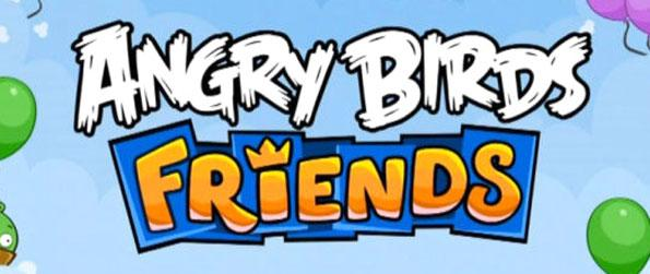 Angry Birds Friends - Save the stolen eggs and battle it out with evil pigs. Ace every level to get 3 stars and compete with players worldwide with Angry Birds Friends!