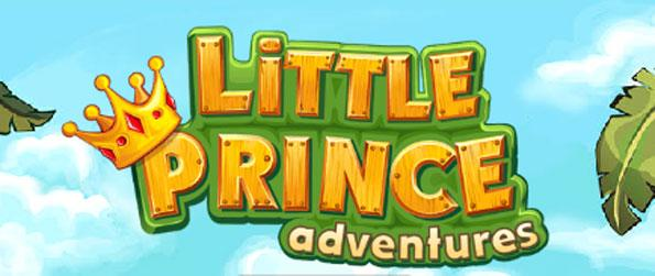 Little Prince Adventures - Shuffle the pieces around to clear the required number of pieces and win rewards.