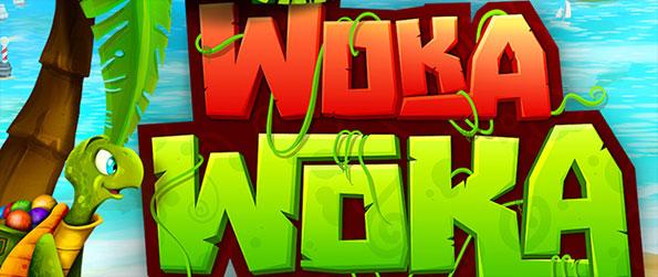 Woka Woka - Get ready for a colorful tropical adventure in Woka Woka.