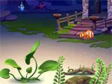 Fishdom: Deep Dive decorating the aquarium