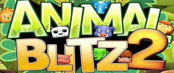 Animal Blitz 2 - Rescue the wild animals with this cute Facebook game.