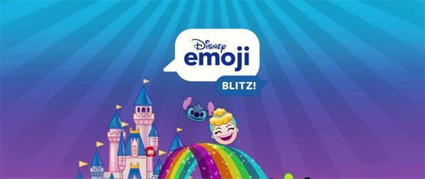 Disney Emoji Blitz - Match 3 or more emojis to get a high score and complete missions in Disney Emoji Blitz.
