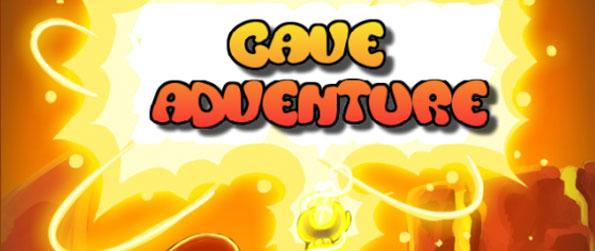 Cave Adventure - Get rid of monsters with magic.