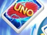 Playing a game in UNO & Friends