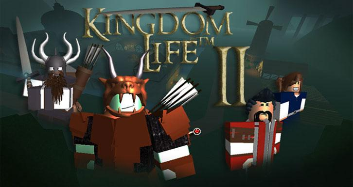 Kingdom Life II in Roblox