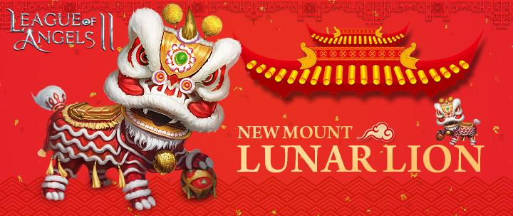 Celebrate the Lunar Festival with League of Angels 2
