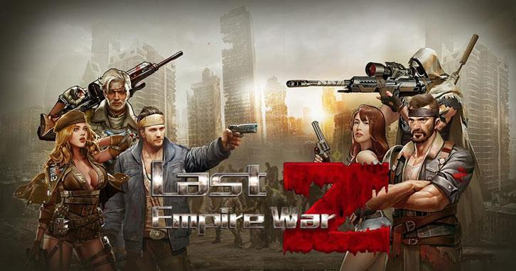 Fight the Zombie Horde in Last Empire: War Z Now!