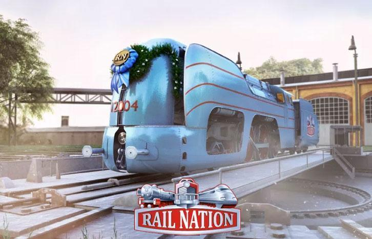 Rail Nation: Let the Journey Begin!