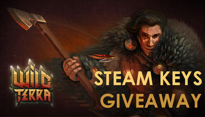 Wild Terra Online Giveaway: 150 Steam Keys to be Claimed!