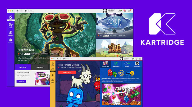 Introducing Kartridge, A New PC Gaming Platform and Marketplace from Kongregate
