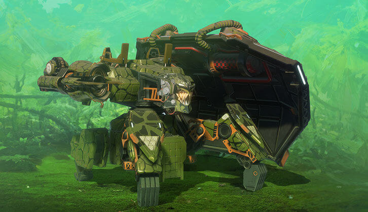 Tactical Multiplayer PC Mech Shooter Blazing Core Enters Early Access